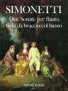 Simonetti/ Tomesini: Vol. XI – Giovanni Paolo Simonetti