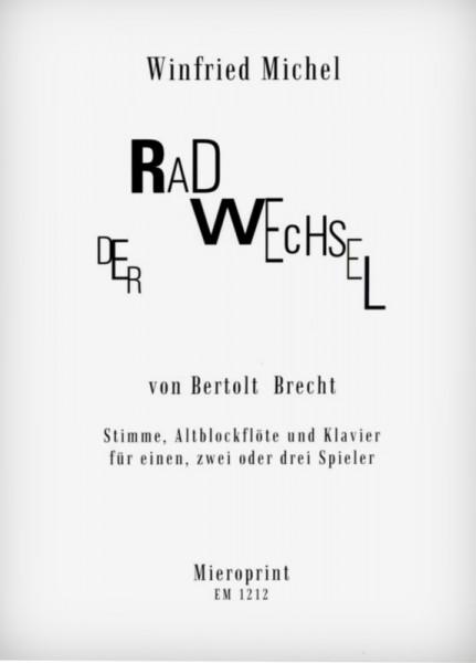 Der Radwechsel – Winfried Michel