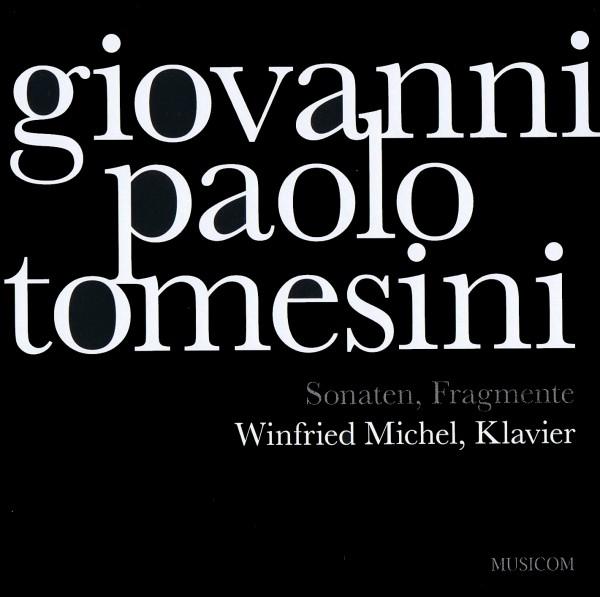 Sonatas and fragments - Giovanni Paolo Tomesini