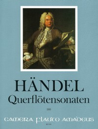 Seven sonatas for flute and b.c. – Georg Friedrich Händel