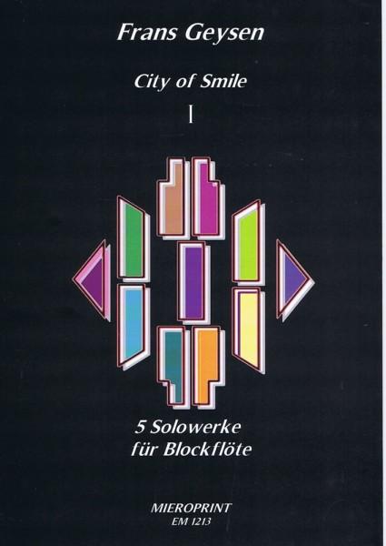 City of Smile I – Frans Geysen