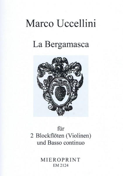 La Bergamasca – Marco Uccellini