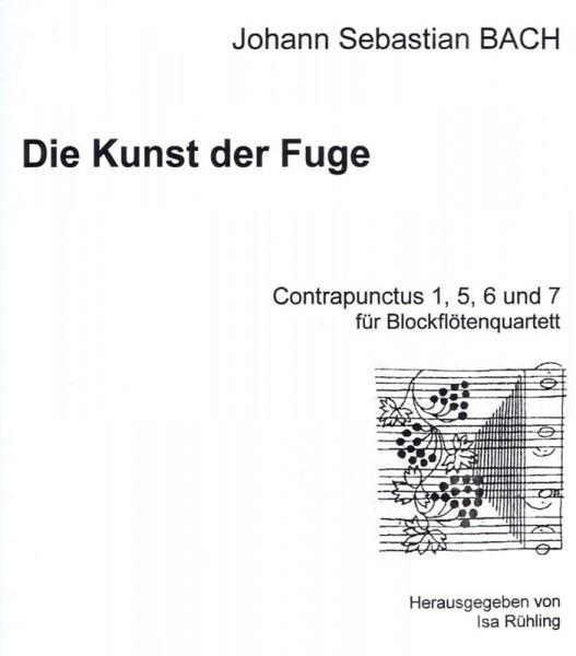 Kunst der Fuge – Johann Sebastian Bach