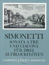 Simonetti/ Tomesini: Band X – Giovanni Paolo Simonetti