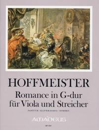 Romanze G-Dur – Franz Anton Hoffmeister/ Winfried Michel