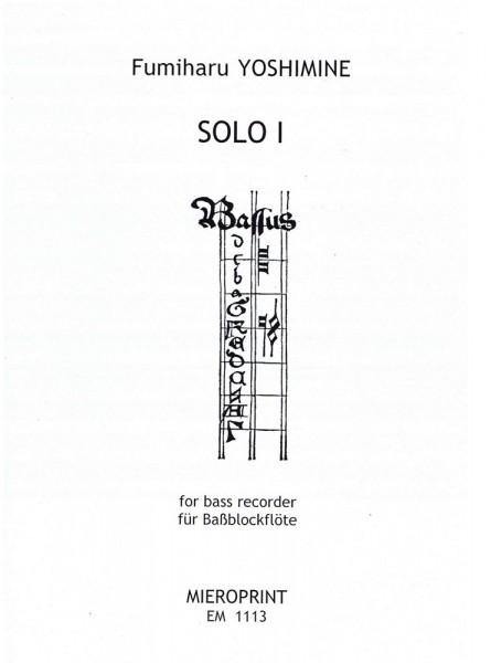 Solo I