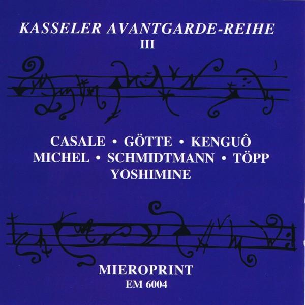 Kasseler Avantgarde-Reihe III