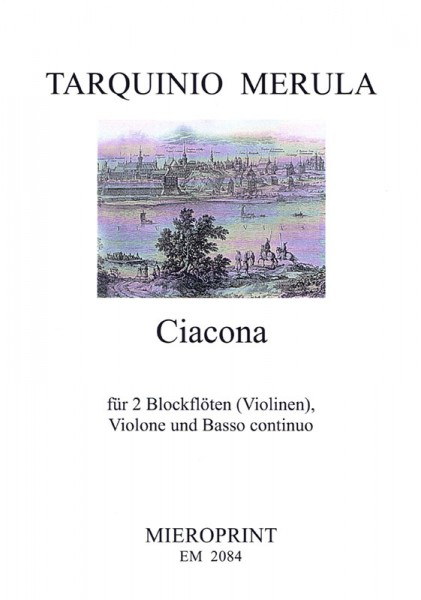 Ciacona – Tarquinio Merula