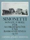 Simonetti/ Tomesini: Band III – Giovanni Paolo Simonetti