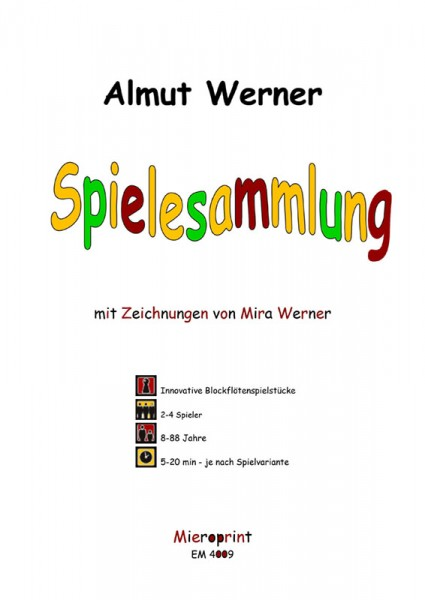 Spielesammlung – Almut Werner
