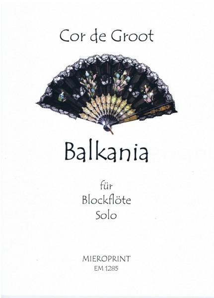 Balkania – Cor de Groot