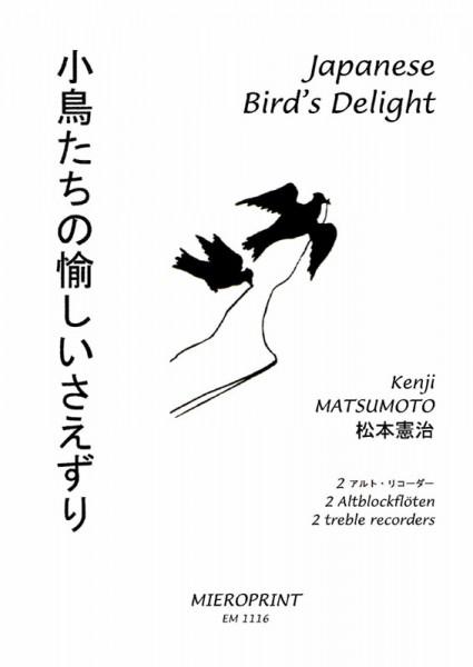 Japanese Bird's Delight – Kenji Matsumoto