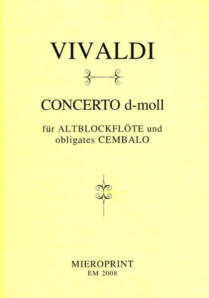 Concerto d-Moll – Antonio Vivaldi