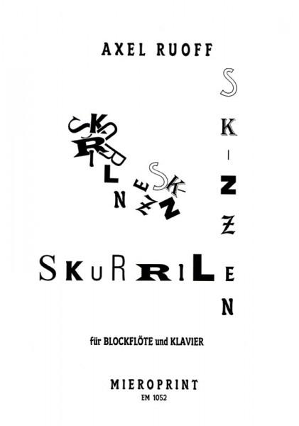 Skurille Skizzen – Axel D. Ruoff