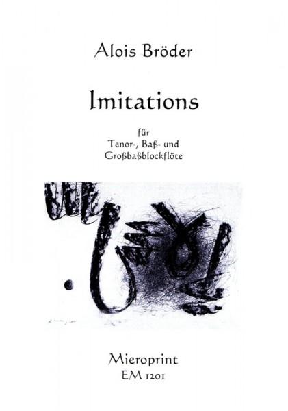 Imitations – Alois Bröder