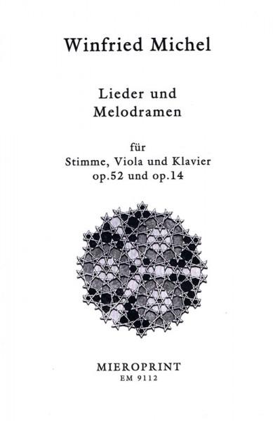 Lieder und Melodramen