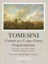 per il capo d'anno: Neujahrskantate/ New Year's Cantata – Giovanni Paolo Tomesini