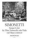 Simonetti/ Tomesini: Vol. IX – Giovanni Paolo Simonetti