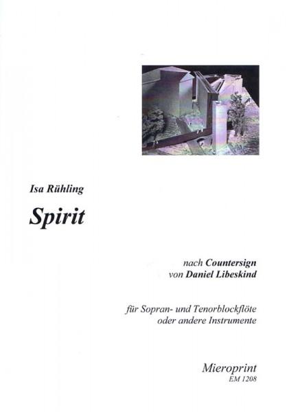 Spirit – Isa Rühling