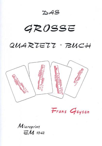 Das große Quartettbuch – Frans Geysen