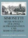 Simonetti/ Tomesini: Band I – Giovanni Paolo Simonetti