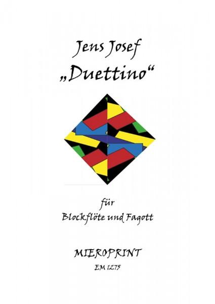 DUETTINO – Jens Josef
