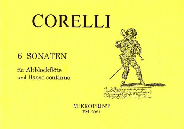 6 Sonaten (op. 5.2)