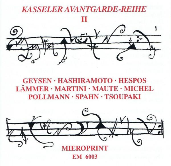 Kasseler Avantgarde-Reihe II