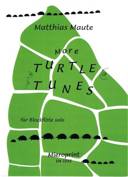 More Turtle Tunes – Matthias Maute
