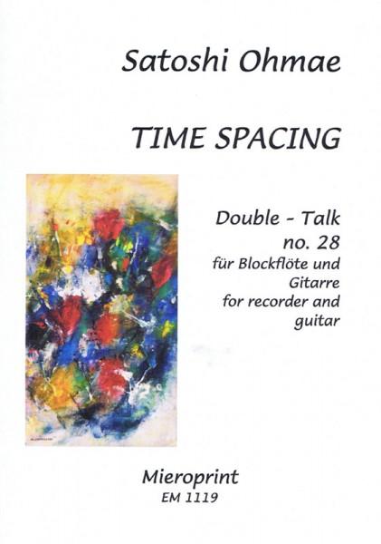 Time Spacing – Satoshi Ohmae
