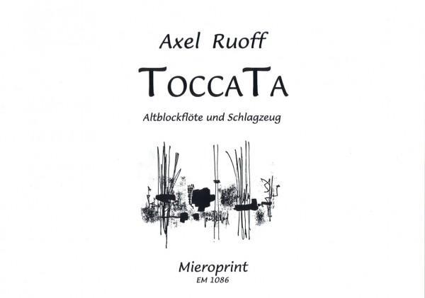 Toccata – Axel D. Ruoff