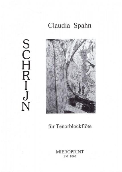 SCHRIJN – Claudia Spahn