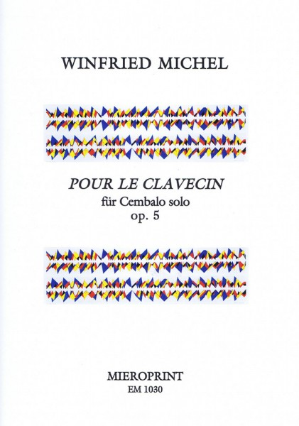 Pour le Clavecin – Winfried Michel