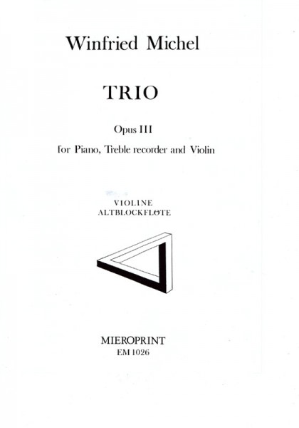 TRIO – Winfried Michel
