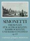Simonetti/ Tomesini: Vol. VIII – Giovanni Paolo Simonetti