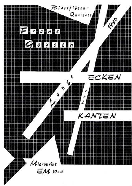Langs Ecken und Kanten – Frans Geysen