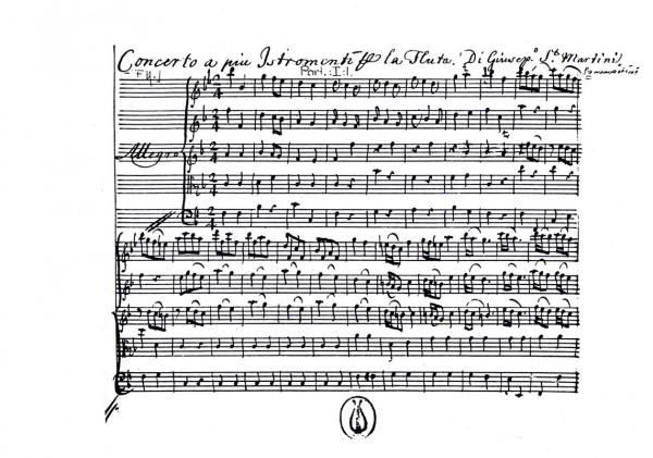 Concerto in F – Giuseppe Sammartini