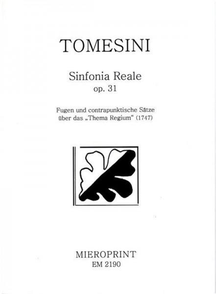 Simonetti/ Tomesini: Vol. XXIV – Giovanni Paolo Tomesini