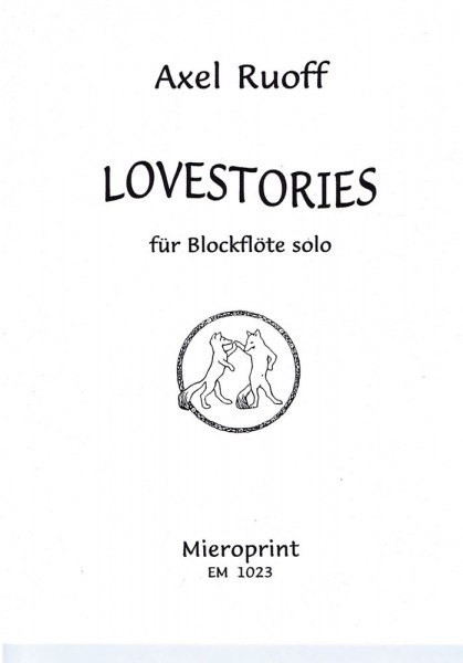 Lovestories – Axel D. Ruoff
