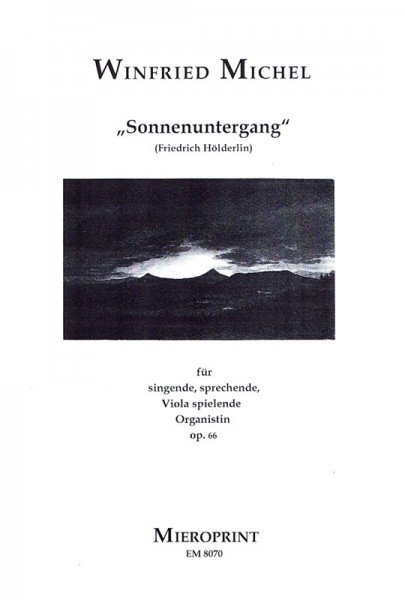 Sonnenuntergang – Winfried Michel