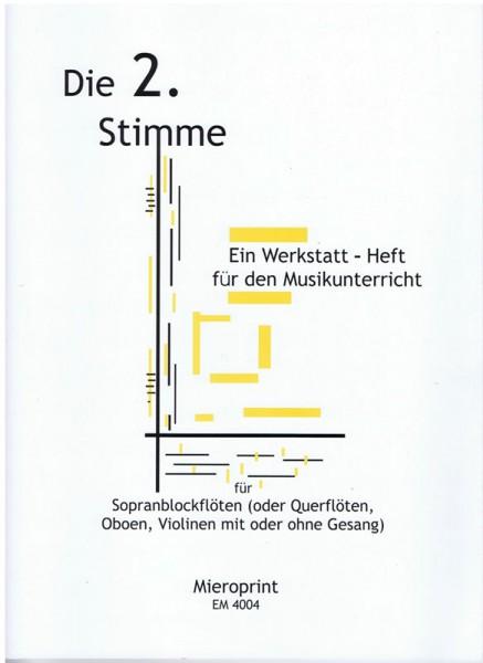 Die 2. Stimme – Susanne Schale und Winfried Michel
