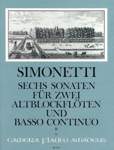 Simonetti/ Tomesini: Band II – Giovanni Paolo Simonetti