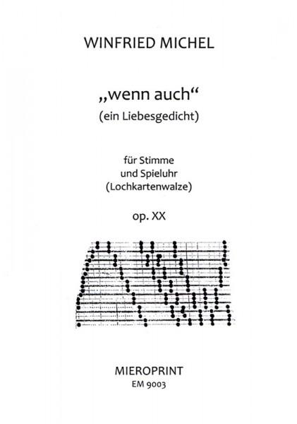 wenn auch – Winfried Michel