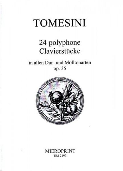 Simonetti/ Tomesini: Band XXI – Giovanni Paolo Tomesini
