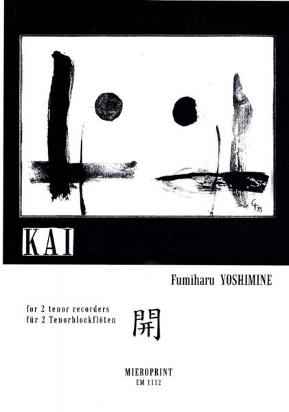 KAI – Fumiharu Yoshimine