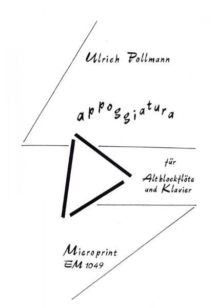 Appoggiatura – Ulrich Pollmann
