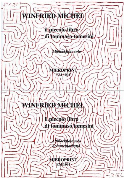 IL PICCOLO LIBRO DI TOMASO TOMESINI – Winfried Michel