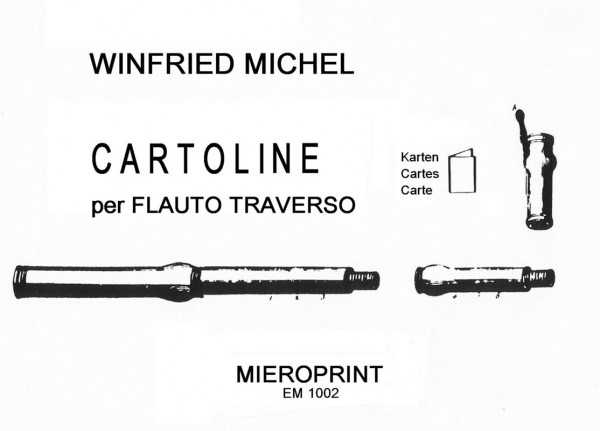 CARTOLINE – Winfried Michel